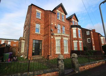Thumbnail 3 bed flat to rent in Newsham Drive, Liverpool