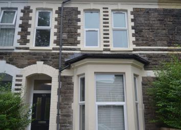 Thumbnail 8 bed shared accommodation to rent in Richmond Road, Roath, Cardiff, South Wales
