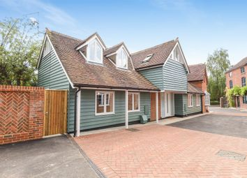 Thumbnail 2 bed semi-detached house for sale in Portersbridge Street, Romsey, Hampshire