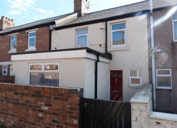 Thumbnail 3 bed property to rent in Thorpe Street, Easington Colliery, Peterlee