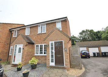 Thumbnail 2 bed end terrace house for sale in Larksfield, Englefield Green, Surrey