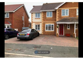 Thumbnail 5 bed semi-detached house to rent in Parc Morfa, Kinmel Bay, Rhyl