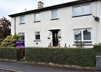 Thumbnail 3 bed flat for sale in Kilbarchan Road, Johnstone