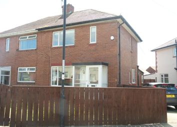 Thumbnail 2 bed semi-detached house for sale in Balliol Avenue, Forest Hall, Newcastle Upon Tyne