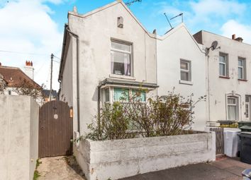 Thumbnail 2 bed end terrace house for sale in Hanover Road, Eastbourne