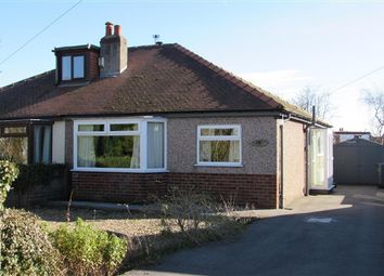 Thumbnail 2 bedroom bungalow for sale in Graham Road, Preston