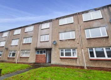 Thumbnail 2 bed flat for sale in Lang Avenue, Renfrew