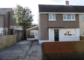 Thumbnail 3 bed semi-detached house for sale in Maes Y Dre, Glynneath, Neath, Neath Port Talbot.