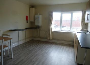Thumbnail 2 bed flat to rent in Church Road, Stainforth, Doncaster