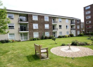 Thumbnail 2 bedroom flat for sale in Pevensey Garden, Worthing, West Sussex