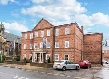 Thumbnail 2 bedroom flat for sale in St. John Street, Lichfield