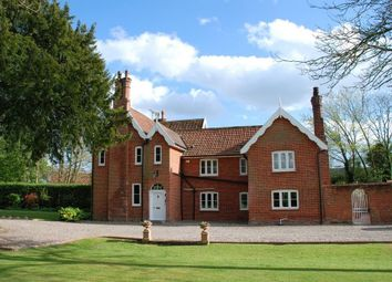 Thumbnail 5 bedroom detached house for sale in Denham, Eye, Suffolk