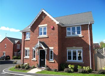 Thumbnail 4 bed detached house for sale in Dalton Road, Belper