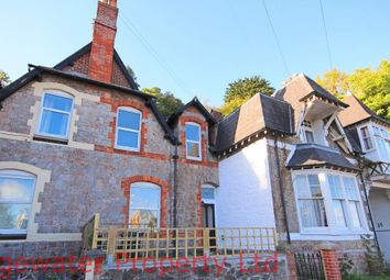 Thumbnail 2 bedroom flat to rent in Vane Hill Road, Torquay