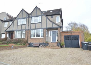 Thumbnail 5 bed semi-detached house for sale in Brigstock Road, Coulsdon