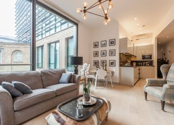 Thumbnail 2 bed flat for sale in New Globe Walk, South Bank
