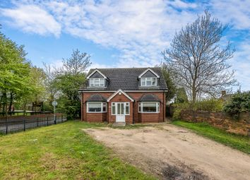Thumbnail 3 bed detached bungalow for sale in Wood Lane, Hednesford, Cannock