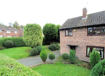 Thumbnail 3 bed semi-detached house for sale in Edge View Road, Baddeley Green, Stoke On Trent
