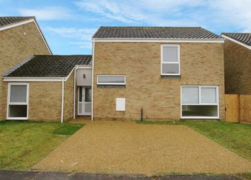 Thumbnail 4 bed end terrace house for sale in Sycamore Walk, Raf Lakenheath, Brandon