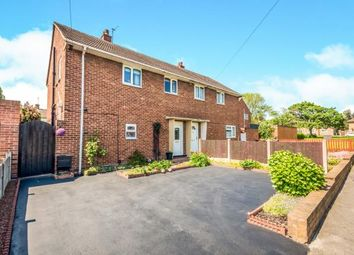 Thumbnail 3 bed semi-detached house for sale in Queens Lea, Willenhall, West Midlands