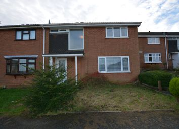 3 bed terraced house to rent in Cromdale Close, Nuneaton, Warwickshire CV10