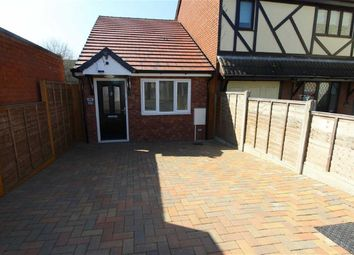 Thumbnail 1 bedroom detached bungalow for sale in Maple Road, Bradmore, Wolverhampton