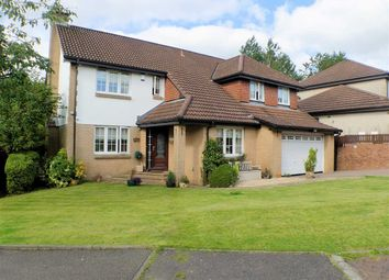 Thumbnail 5 bedroom detached house for sale in Macnicol Place, Stewartfield, East Kilbride