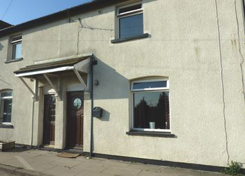 Thumbnail 3 bed terraced house for sale in Railway Terrace, Rogiet, Caldicot