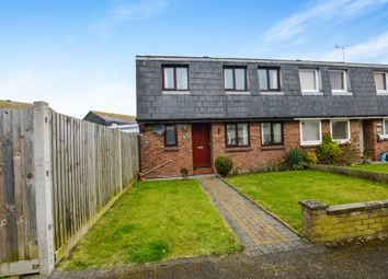Thumbnail 3 bed semi-detached house for sale in Cedar Crescent, St. Marys Bay, Romney Marsh