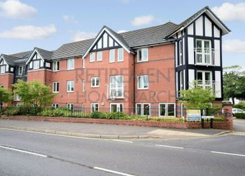 Thumbnail 1 bed flat for sale in Chatsworth Court, Ashbourne