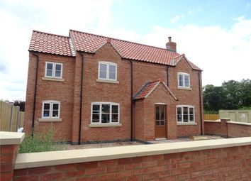 Thumbnail 4 bed detached house for sale in Old Bell Lane, Carlton-On-Trent, Newark