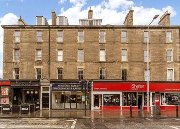 Thumbnail 2 bed flat for sale in 106 (4F1) Raeburn Place, Stockbridge