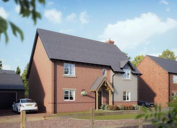 Thumbnail 4 bedroom detached house for sale in Main Road, Lower Quinton