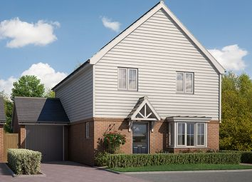 Thumbnail 4 bedroom detached house for sale in Heath Road, Coxheath, Maidstone, Kent