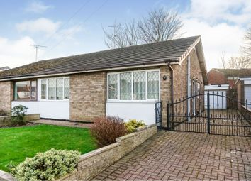 Thumbnail 3 bed semi-detached bungalow for sale in Ashburton Close, Adwick-Le-Street, Doncaster