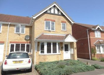 Thumbnail 3 bed end terrace house to rent in Mariners Way, Maldon
