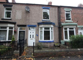 Thumbnail 2 bed terraced house for sale in Thompson Street West, Darlington