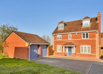 Thumbnail 5 bedroom property for sale in Cavalry Close, Melton Mowbray
