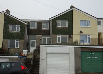 Thumbnail 3 bed terraced house to rent in St Stephens Road, Saltash, Cornwall