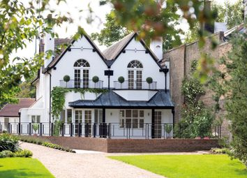 Thumbnail 4 bed detached house for sale in Broom Road, Teddington