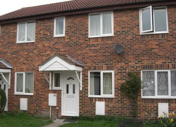 Thumbnail 2 bed terraced house to rent in Speedwell Close, Cherry Hinton, Cambridge