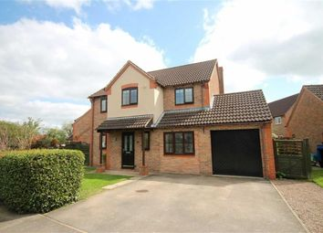 Thumbnail 4 bed detached house for sale in Cullingham Close, Staunton, Gloucester