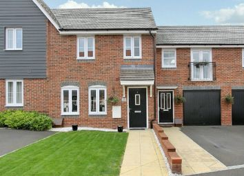 Thumbnail 3 bed terraced house for sale in Thoroton Close, Picket Piece, Andover