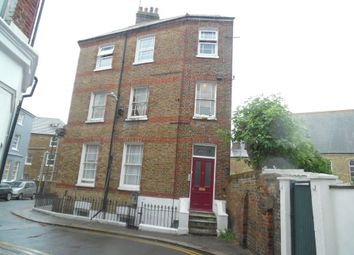 Thumbnail 1 bed flat to rent in Chandos Road, Broadstairs