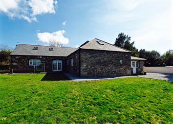 Thumbnail 5 bed detached house for sale in Treleigh, Redruth