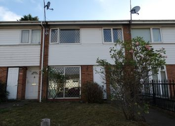 Thumbnail 3 bed terraced house to rent in Rowood Drive, Solihull
