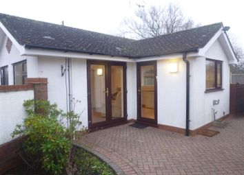 Thumbnail 1 bed bungalow to rent in Warwick Road, Knowle