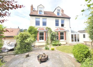 Thumbnail 4 bed detached house for sale in Badminton Close, Leckhampton