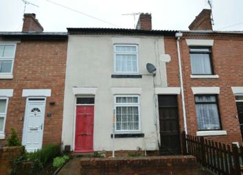 Thumbnail 2 bed terraced house for sale in Park Road, Blaby, Leicester