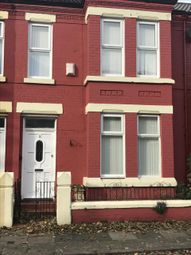 Thumbnail 3 bed terraced house to rent in Evered Avenue, Walton, Liverpool